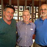 Dave Spieth, Steve Roche, Dan Coffey